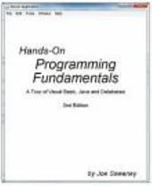 Hands-On Programming Fundamentals
