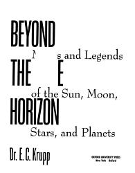 Beyond The Blue Horizon Book PDF