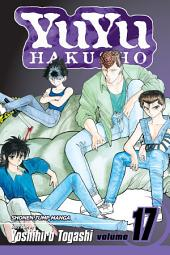 YuYu Hakusho, Vol. 17: Showdown!