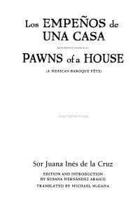 Los Empe  os de Una Casa PDF