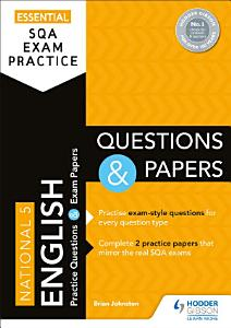 Essential SQA Exam Practice  National 5 English Questions and Papers PDF