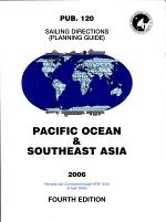 Prostar Sailing Directions 2006 Pacific Ocean and Southeast Ocean Planning Guides