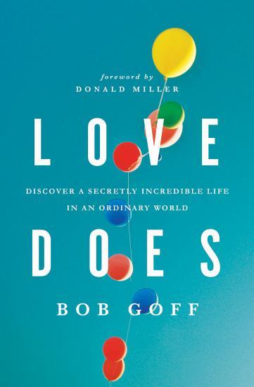 Love Does PDF