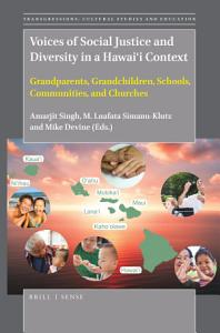 Voices of Social Justice and Diversity in a Hawai   i Context Book