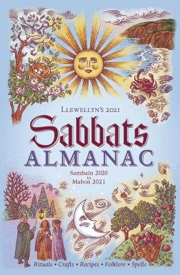 Download Llewellyn s 2021 Sabbats Almanac Book