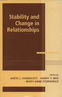 Stability and Change in Relationships PDF