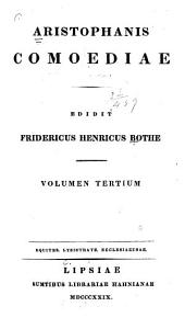 Comoediae: Volume 2
