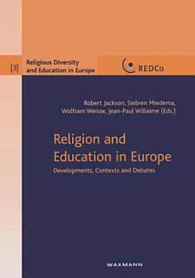 Religion and Education in Europe PDF