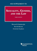 Sexuality  Gender  and the Law 2016 PDF
