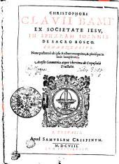 In sphaeram Joannis de Sacro Bosco commentarius