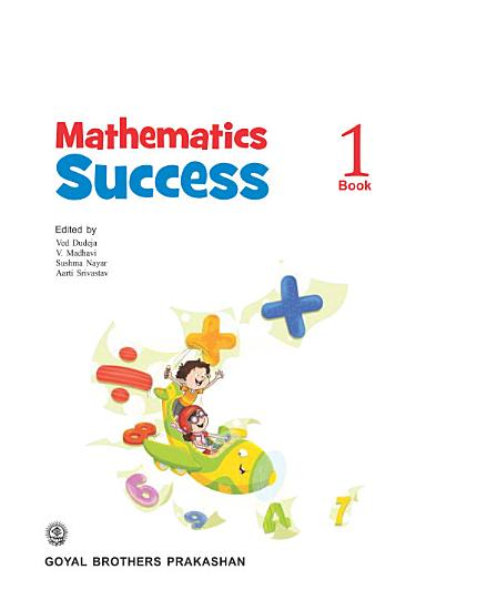 Math Success Book 1 PDF