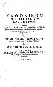Medicina catholica, seu mysticum artis medicandi sacrarium: Volume 3