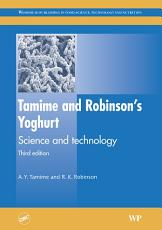 Tamime and Robinson s Yoghurt PDF