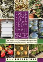 Fresh Food from Small Spaces PDF