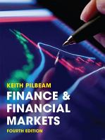 FINANCE   FINANCIAL MARKETS PDF