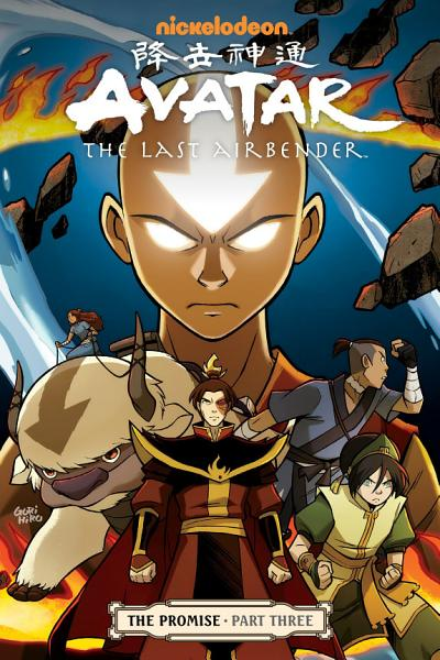 Download Avatar  The Last Airbender   The Promise Part 3 Book