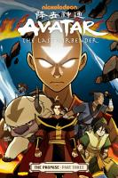 Avatar  The Last Airbender   The Promise Part 3 PDF