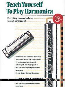 Teach Yourself to Play Harmonica PDF