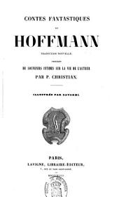 Contes fantastiques de Hoffmann