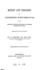Botany and religion; or, Illustrations of the works of God in the structure of plants