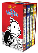 Diary of a Wimpy Kid Box of Books 1 4 Revised