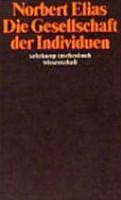 Die Gesellschaft der Individuen PDF