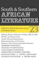South   Southern African Literature PDF