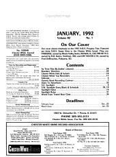 Chester White Journal PDF