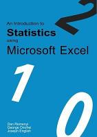 An Introduction to Statistics Using Microsoft Excel PDF