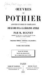 Œuvres de Pothier: Volume2