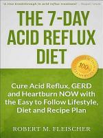 The 7-day Acid Reflux Diet