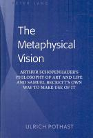 The Metaphysical Vision PDF