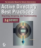 Active Directory Best Practices 24seven PDF