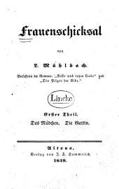Frauenschicksal: Band 1