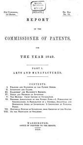 Miscellaneous documents: Volume 51; Volume 53