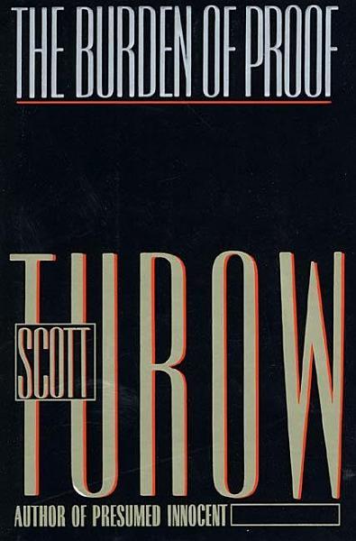 Download The Burden of Proof Book