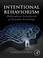 Intentional Behaviorism PDF
