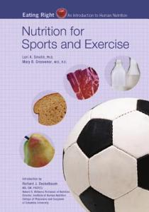 Nutrition for Sports and Exercise Book
