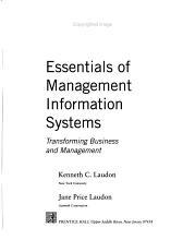 Essentials of Management Information Systems PDF