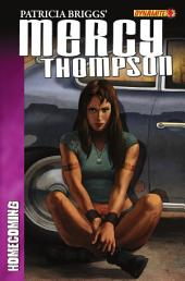 Patricia Briggs' Mercy Thompson: Homecoming #4