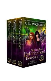 Supernatural Enforcement Bureau Boxset Books 1 - 3