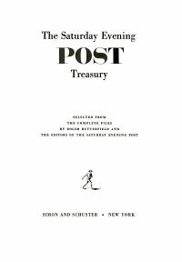 The Saturday Evening Post Treasury