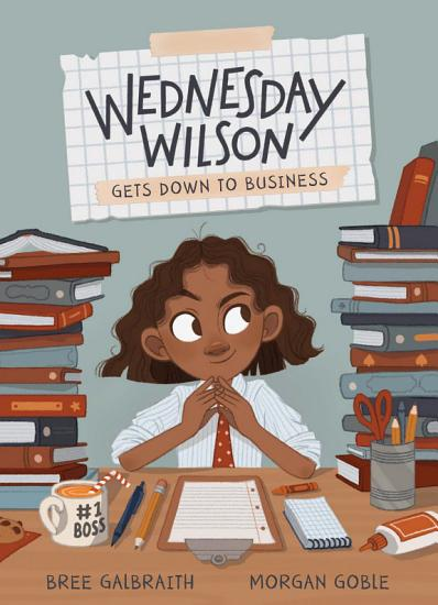 Wednesday Wilson Gets Down to Business PDF