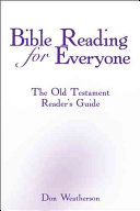 Bible Reading for Everyone