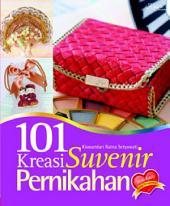 101 KREASI SUVENIR PERNIKAHAN