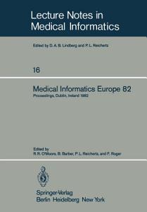 Medical Informatics Europe 82 PDF