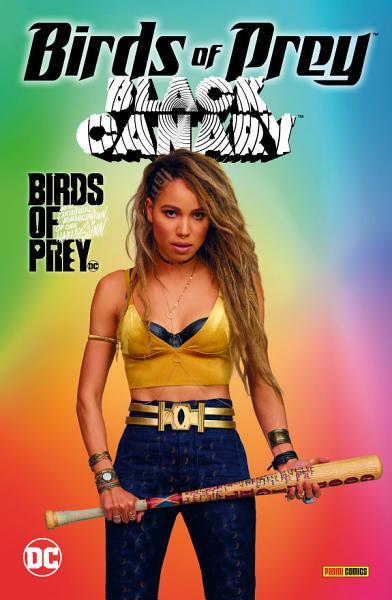 Birds of Prey  Black Canary PDF