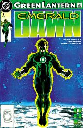 Green Lantern: Emerald Dawn (1989-) #1