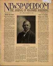 Newspaperdom: Volume 8, Issue 17