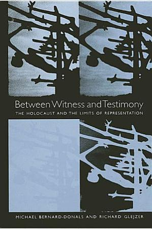 Between Witness and Testimony PDF